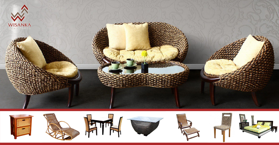 Indonesia Rattan Rattan Furniture Wholesale Wicker