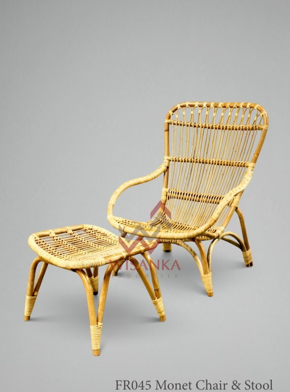 Natural Cane Furniture As Part Of Indonesia Indonesia Rattan