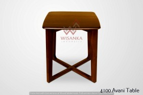 Avani Wooden Table