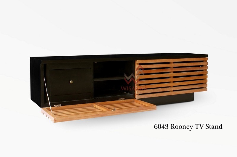Rooney Wooden Tv Stand