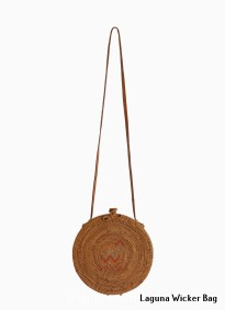 Laguna Wicker Rattan Bag