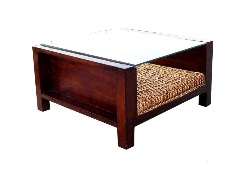 Square Sofa Table