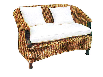 Sonia Wicker Sofa 2 Seaters